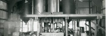 1961 – Backward Integration